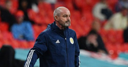Steve Clarke tells Scotland to forget about England result ahead of Croatia