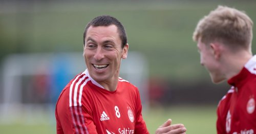 Scott Brown in cheeky Rangers dig as he says 'I do like a 5-1 scoreline'