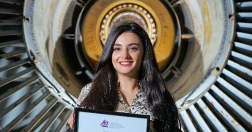 Perth engineering student receives inaugural award for academic excellence
