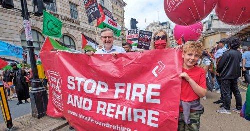 Boris Johnson urged to back plans to criminalise employers firing and rehiring