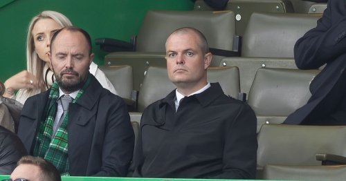 Graeme Mathie spotted at Celtic Park amid director of football speculation