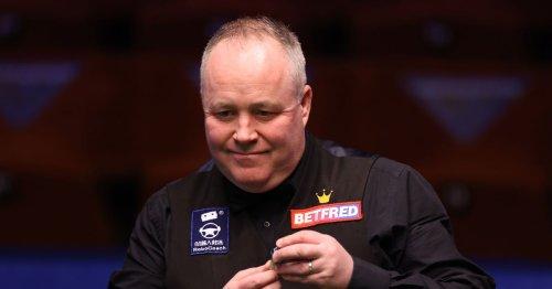 John Higgins set to defend British Open title after 17-year wait