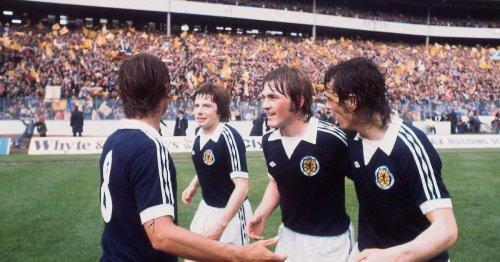 Kenny Dalglish backs Scotland 'legends' to shock England like he did