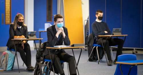 Nearly third of all schools had Covid case in first two weeks of term