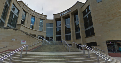 Scots NHS scientist conned John Lewis in 'sophisticated' price tag scam