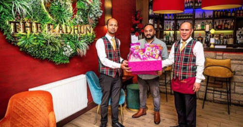 Scots curry restaurant honoured with own flavour of Walkers crisps