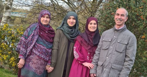 Family wins five-year fight to stay in Scotland