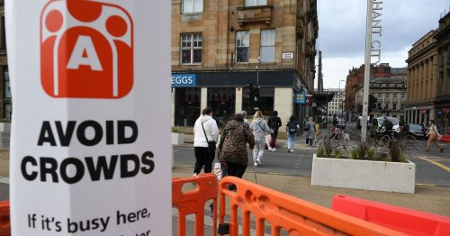 Scotland's Covid alert level downgraded - what it means for lockdown