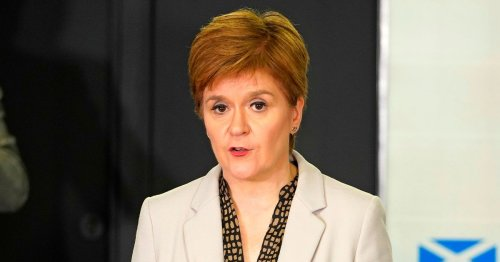Nicola Sturgeon to give covid update on lockdown easing in Scotland