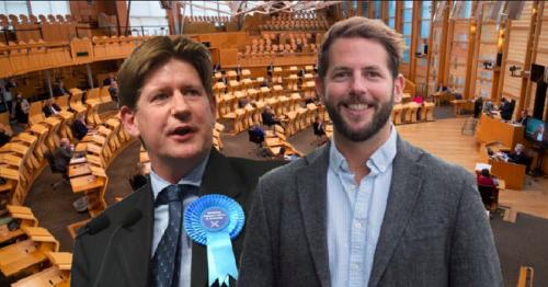 Tories win Aberdeenshire West as SNP majority hangs in balance