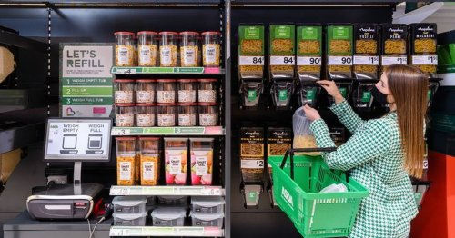 Asda confirms launch of their first refill store in Scotland