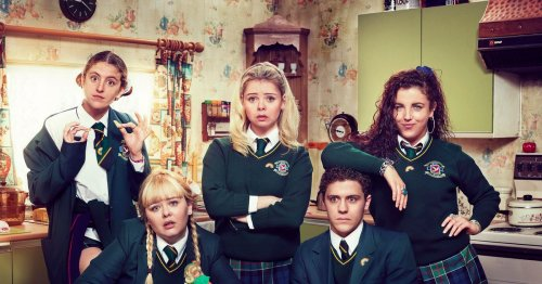 Hit comedy Derry Girls set to end after third season, Channel 4 confirms