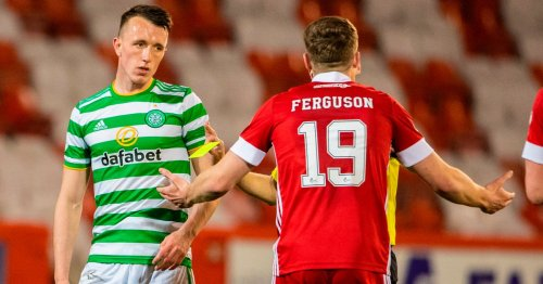David Turnbull faces ban as Celtic star swipe receives red card verdict