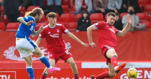 Stevie May returns to haunt Aberdeen with late St Johnstone winner