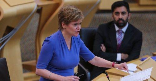 Covid in Scotland LIVE as Nicola Sturgeon to make statement on pandemic