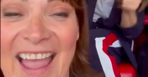 Lorraine Kelly, Mel C, Lord Alan Sugar, and Limmy comment as Scotland plays
