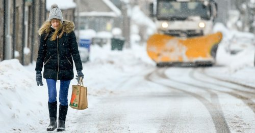 Scotland set for snow this week as Met Office forecasts exact day it will fall
