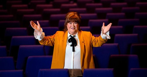 Susan Boyle breaks silence after performance at Toyko Olympics opening ceremony
