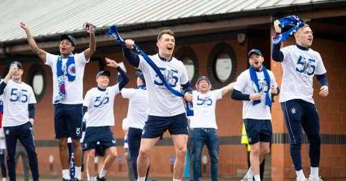 Rangers fans will let club down by gathering on trophy day says Hotline caller