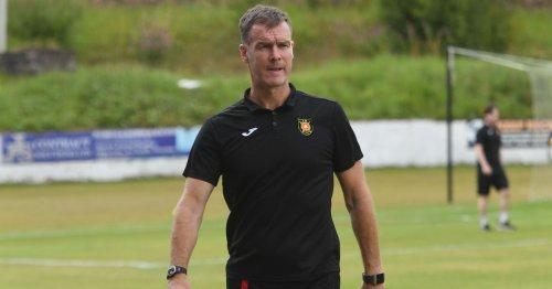 Scottish Cup: Albion Rovers boss won't underestimate Brora Rangers