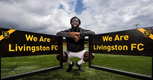 Livingston new boy Ayo Obileye out to repeat Lyndon Dykes fairytale at Lions