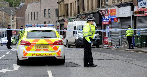 Man in court charged with attempted murder after Paisley polling station attack