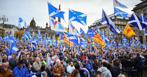 Scottish Government doing 'no work' to update case for independence