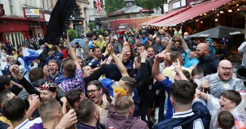 Nicola Sturgeon condemns anti-English football chants ahead of Euros clash