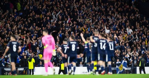What Scotland need to secure a home play-off game for World Cup 2022