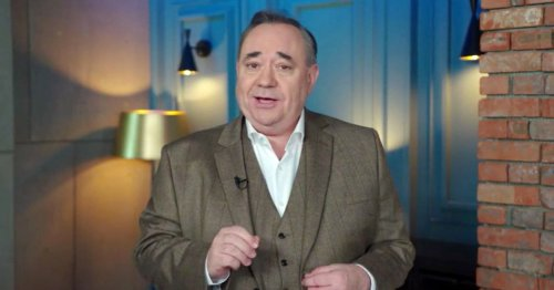 Alex Salmond branded 'disgrace' after downplaying actions by Putin's Russia