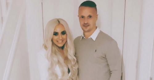 Celtic WAG Caitlyn Melville's skin cancer warning as she talks about own ordeal