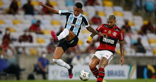 Fernando Henrique scouted as Celtic target Brazilian playmaker