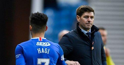 Ianis Hagi could miss Rangers Champions League qualifier says Steven Gerrard