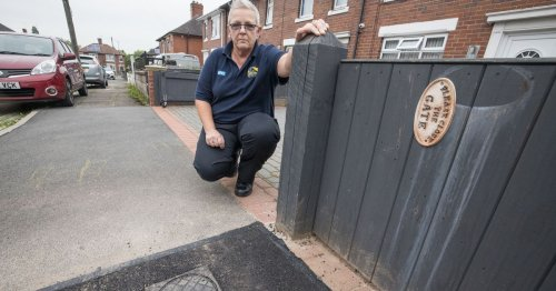 NHS driver raging after workmen turn her £1,600 dropped kerb into 'eyesore'