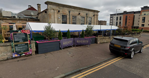 Scots bar forced to close as drainage system 'deliberately sabotaged'
