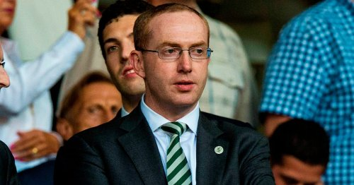 Michael Nicholson tells Celtic fans 'evolutionary initiatives' are coming