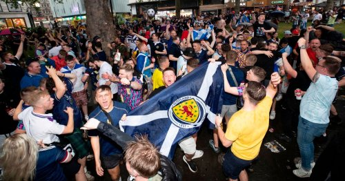 'Get a ticket home' Tory Minister urges Tartan Army to go home this afternoon