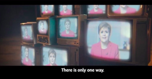New SNP advert compared to '1984' as opponents criticise 'sinister' message