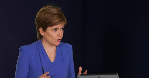 Nicola Sturgeon blasts anti-vax campaigners for 'putting peoples' lives at risk'