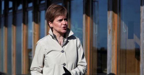 Nicola Sturgeon pledges to freeze income tax levels in SNP manifesto