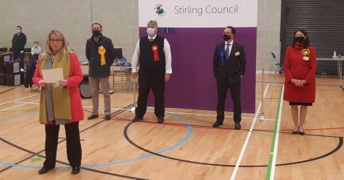 Tory runner-up in Stirling election battle spent £6k more than SNP winner