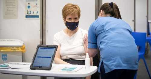 NHS workers vote to reject Scottish Government pay offer