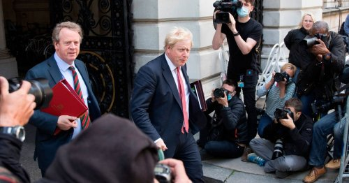 Boris Johnson fails to appoint replacement after Tory sacked from Scots Office