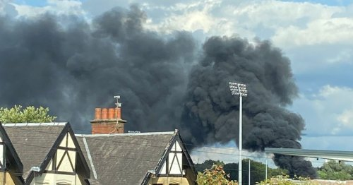 Cops treating Glasgow sports centre fire as deliberate as probe launched
