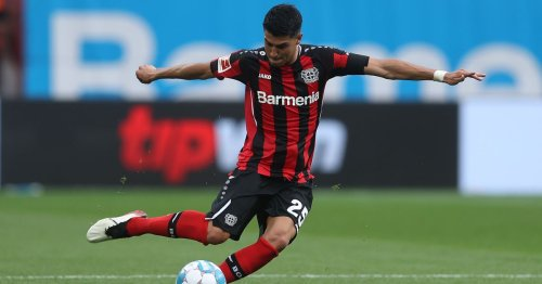 Bayer Leverkusen star Exequiel Palacios ruled out of Celtic clash