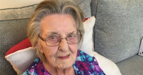Scots gran reveals secret to long life is daily slice of coffee cake