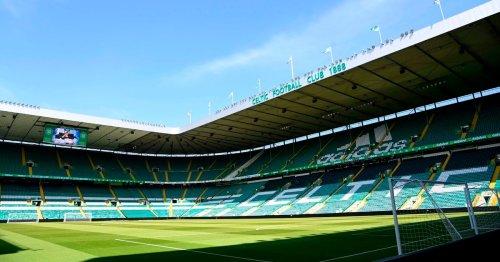 Celtic vs West Ham - in pictures