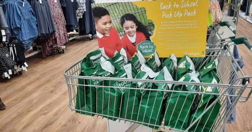 Morrisons launches Back to School Packs to support families in need this summer