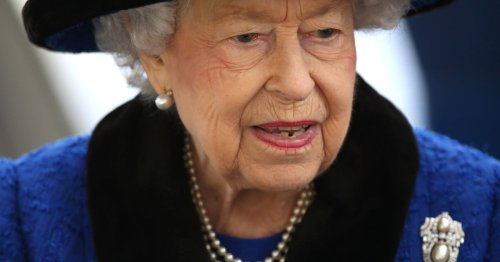 What happens when the Queen dies after the monarch spends night in hospital
