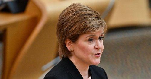 Nicola Sturgeon slams 'insensitive' Boris Johnson after Thatcher coal mines joke